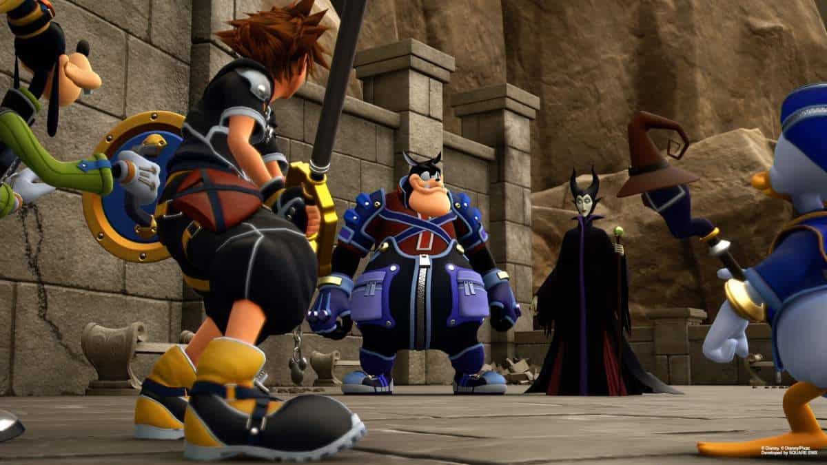 Maleficent | Kingdom Hearts 3: First Look and Overview