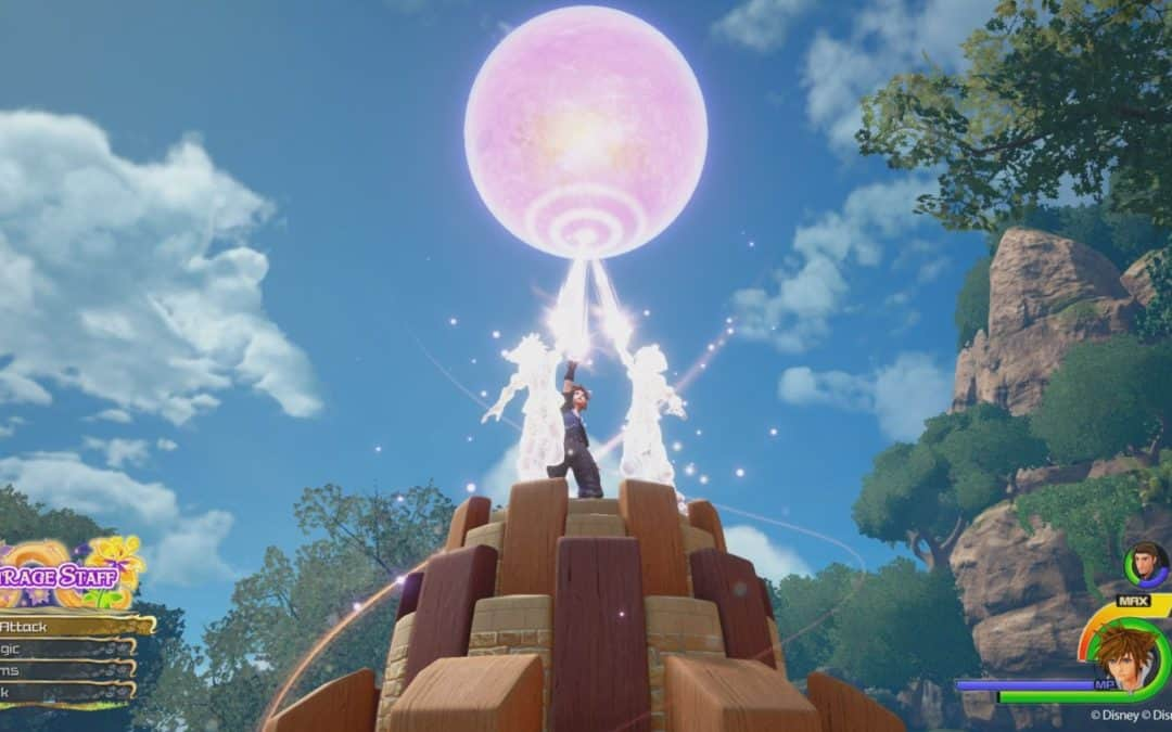Kingdom Hearts 3: First Look and Overview