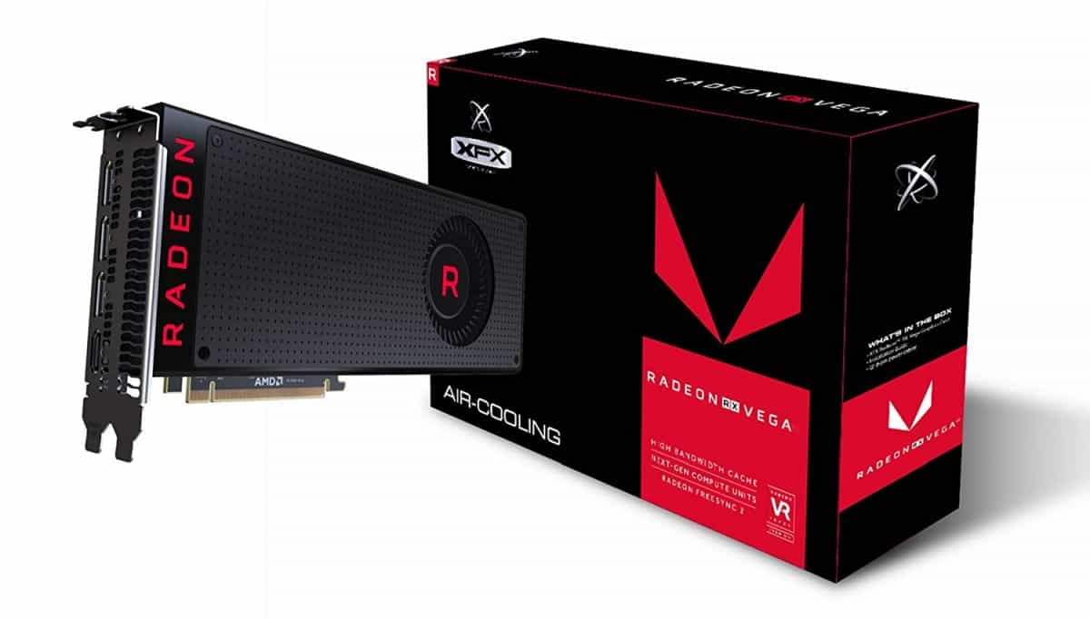 AMD Radeon RX Vega 56 | Gigabyte RX VEGA 56 | Best Graphics Cards For Gaming