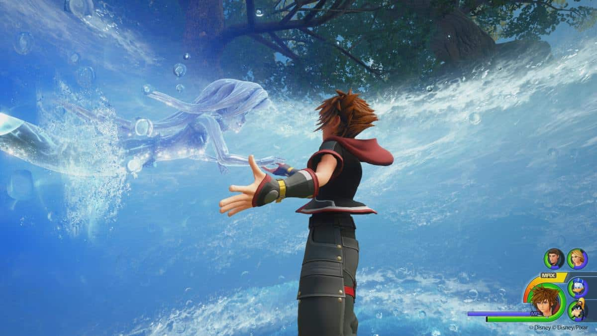 Ariel | Kingdom Hearts 3: First Look and Overview