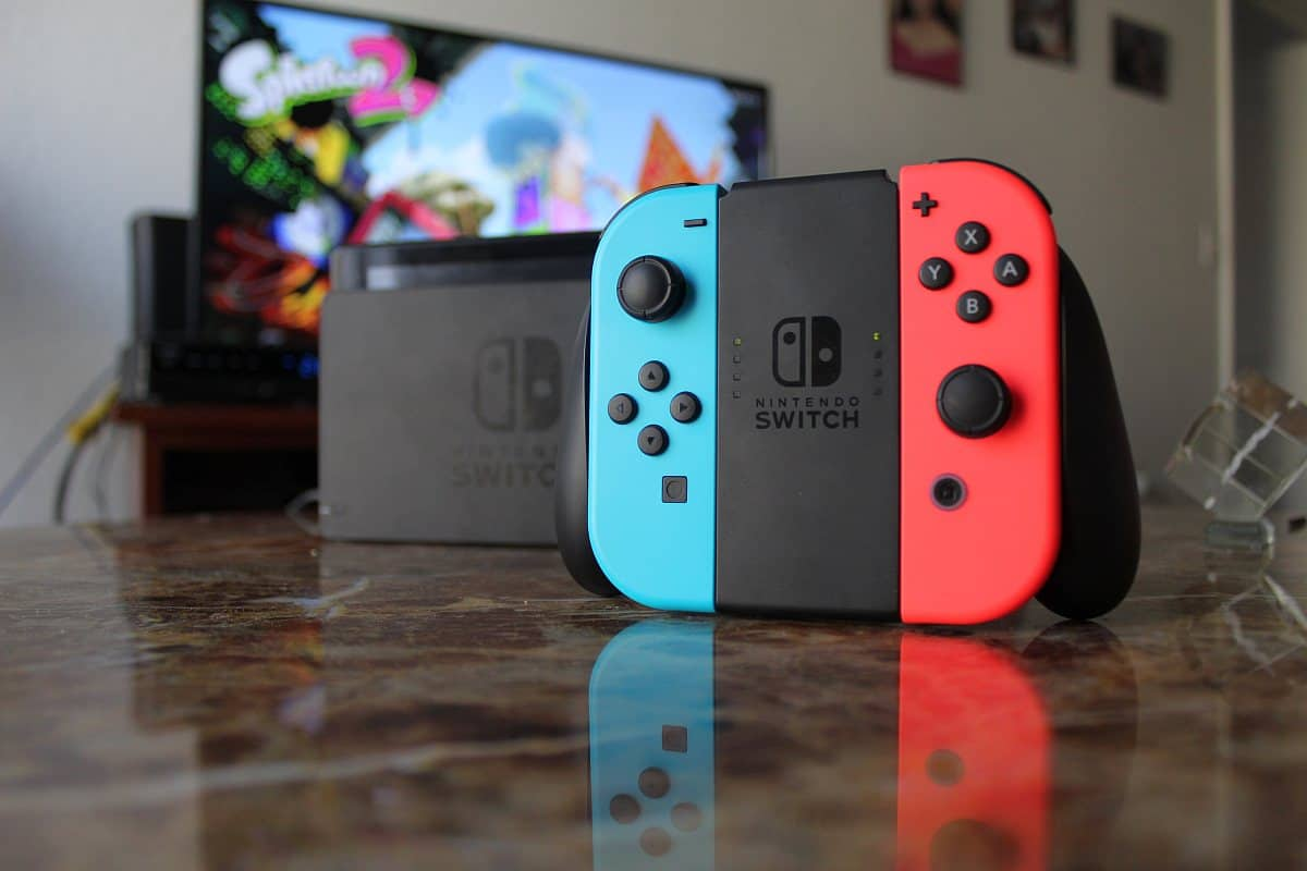 Nintendo Switch console | Nintendo Switch vs PS4: Which Console Is Best For You?