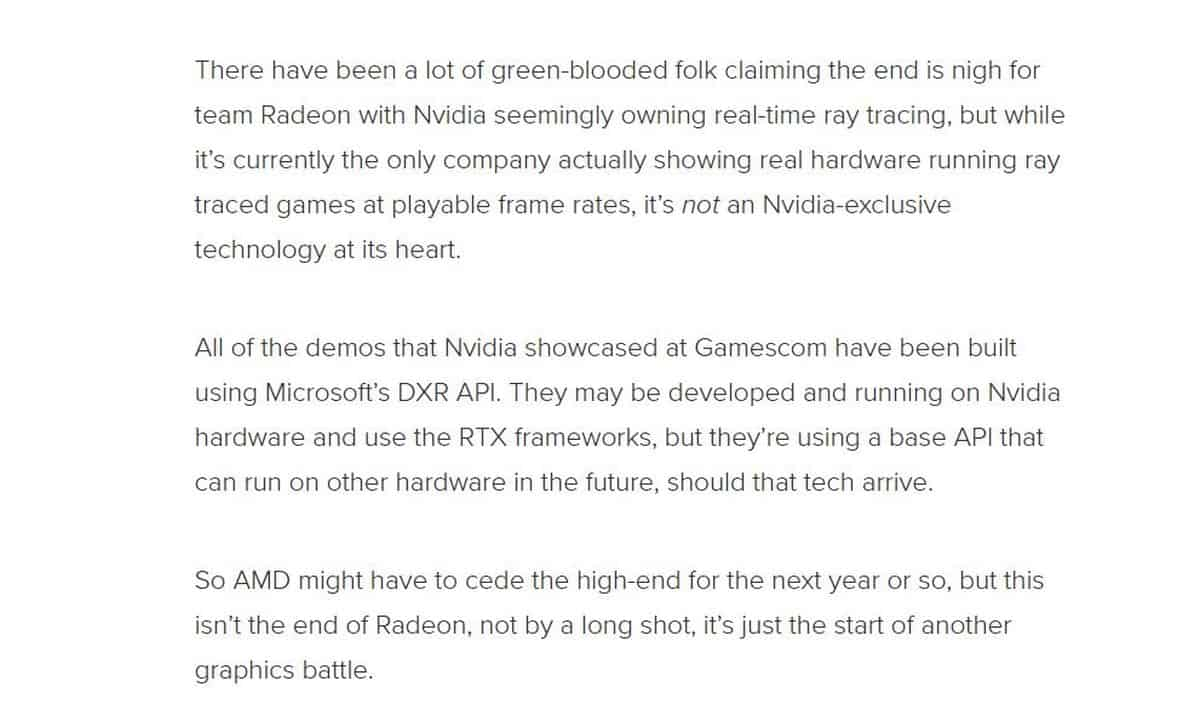 PCGamesn Review | AMD vs Nvidia : Who Makes Better Graphic Cards?