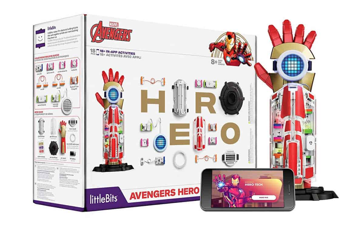 littleBits Avengers Hero Inventor Kid | Tech Toys The Kids Will Surely Love