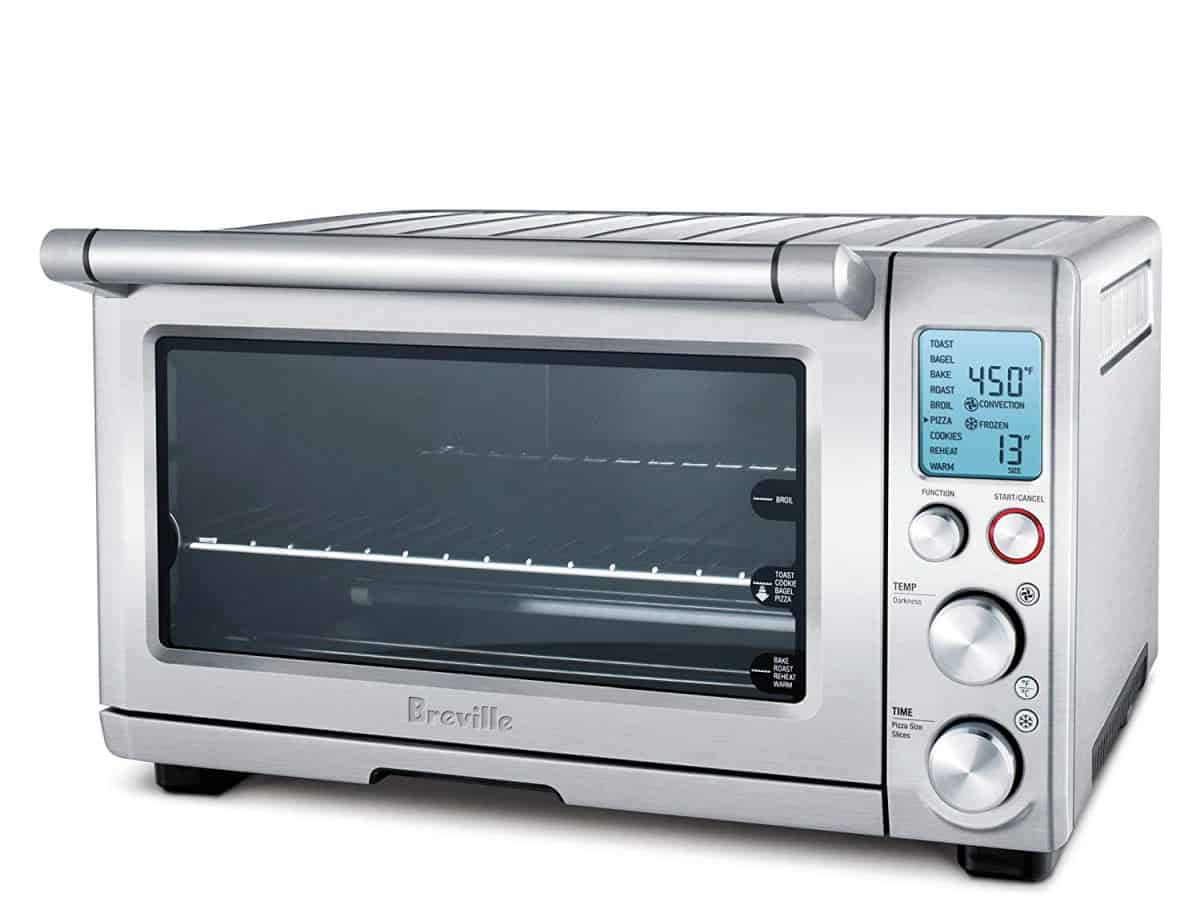 Breville Smart Oven | Hey Alexa, Get These 21 Kitchen Appliances On Amazon