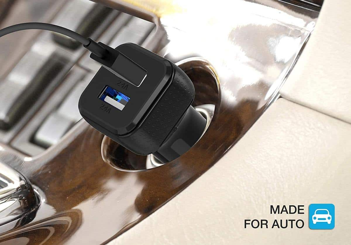 Maxboost Car Charger | Essential iPad Accessories