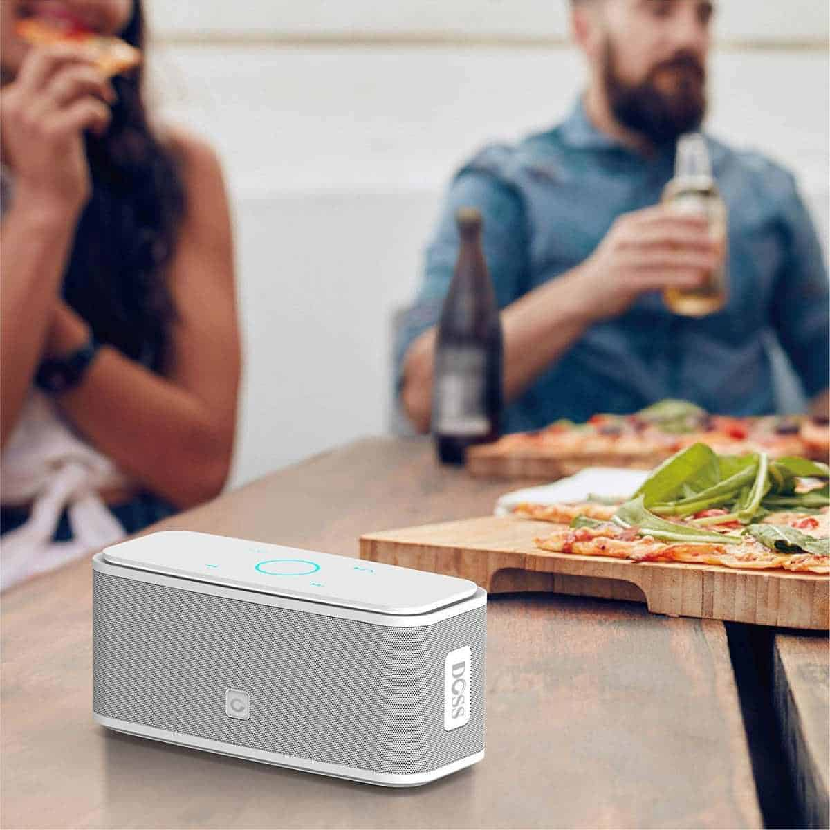 DOSS SoundBox Bluetooth Speaker | Essential iPad Accessories