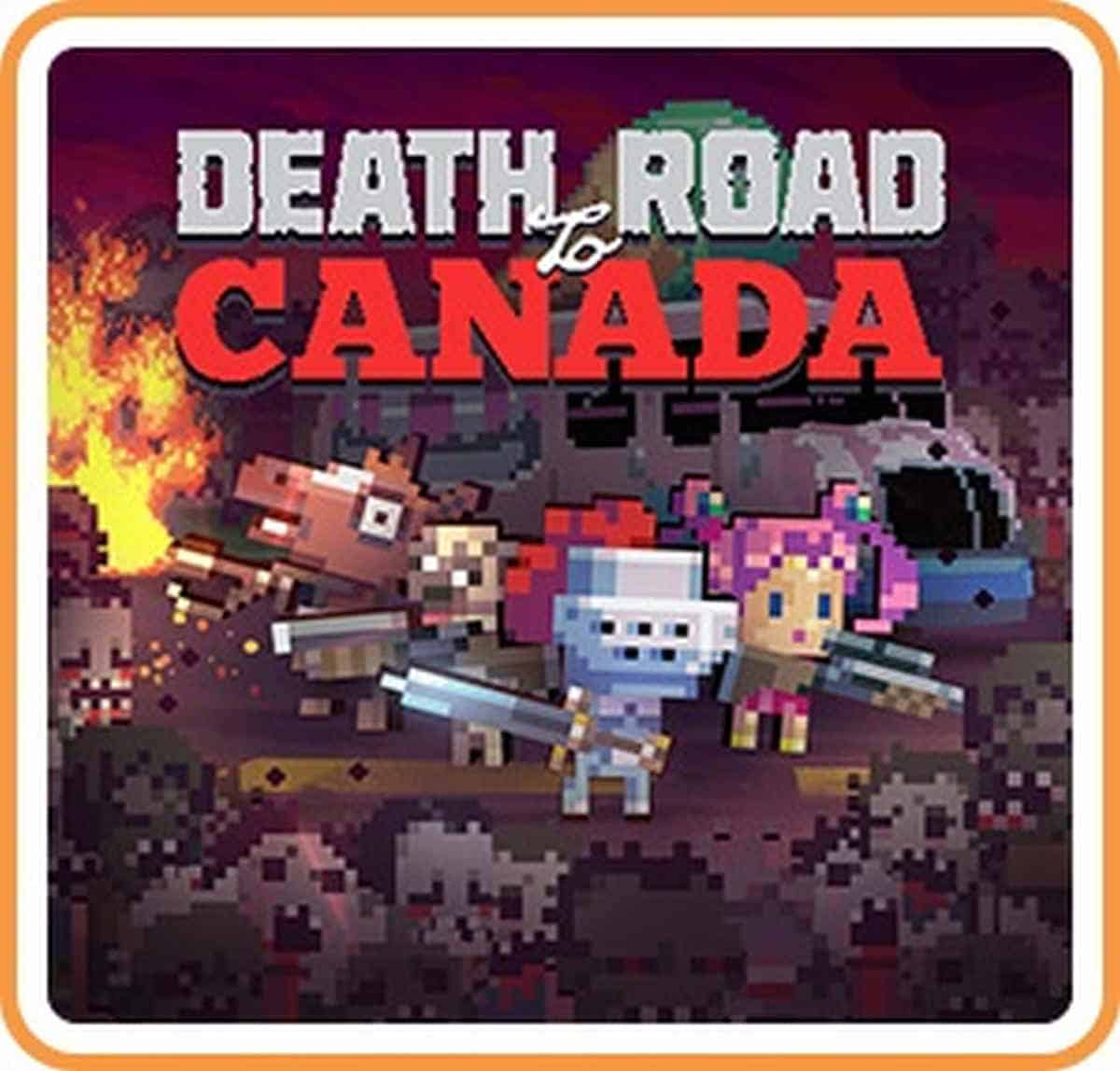 Death Road to Canada | Best Nintendo Switch Multiplayer Games