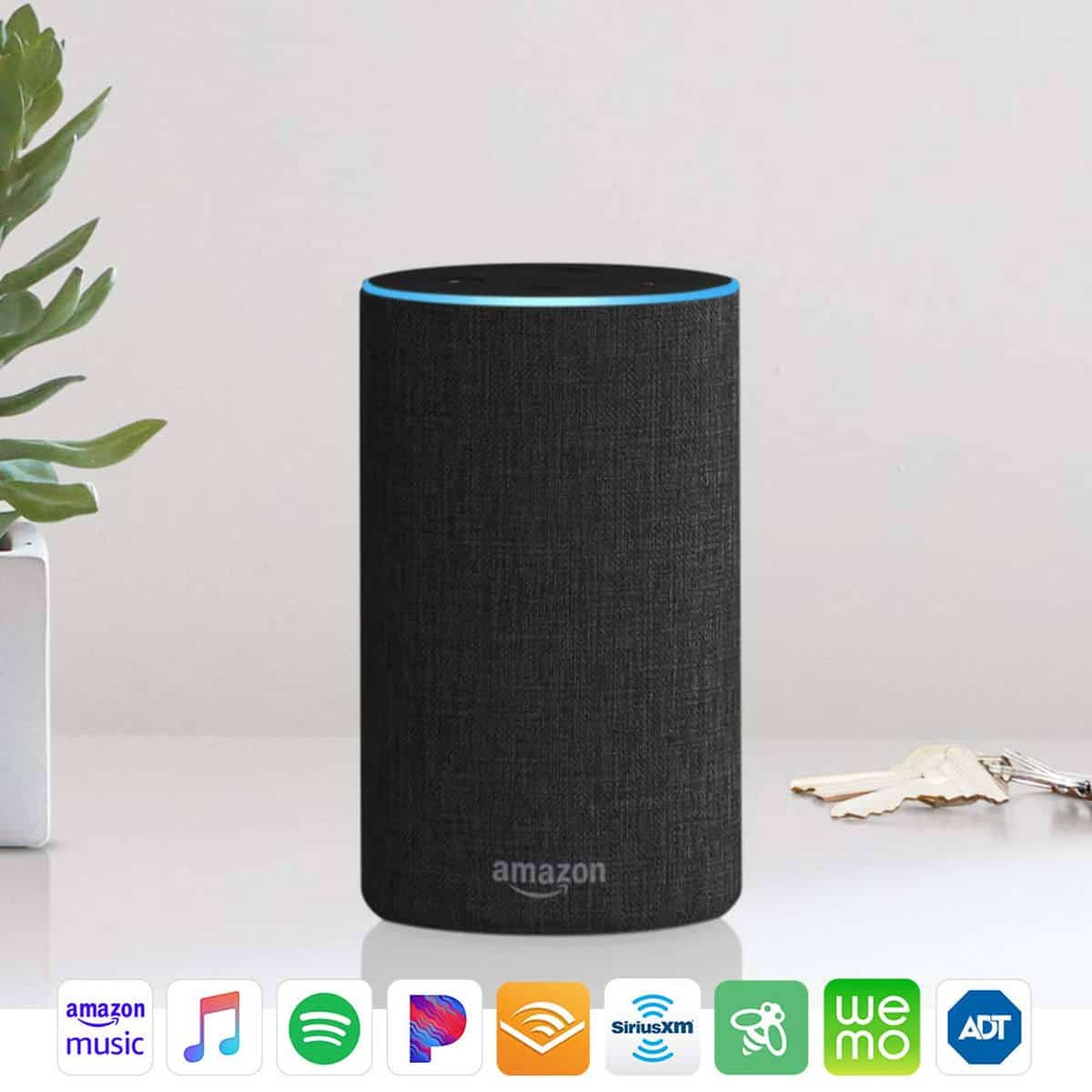 2nd Gen Echo Smart Speaker with Alexa | Top Selling Products On Amazon You Need To Check Out ASAP