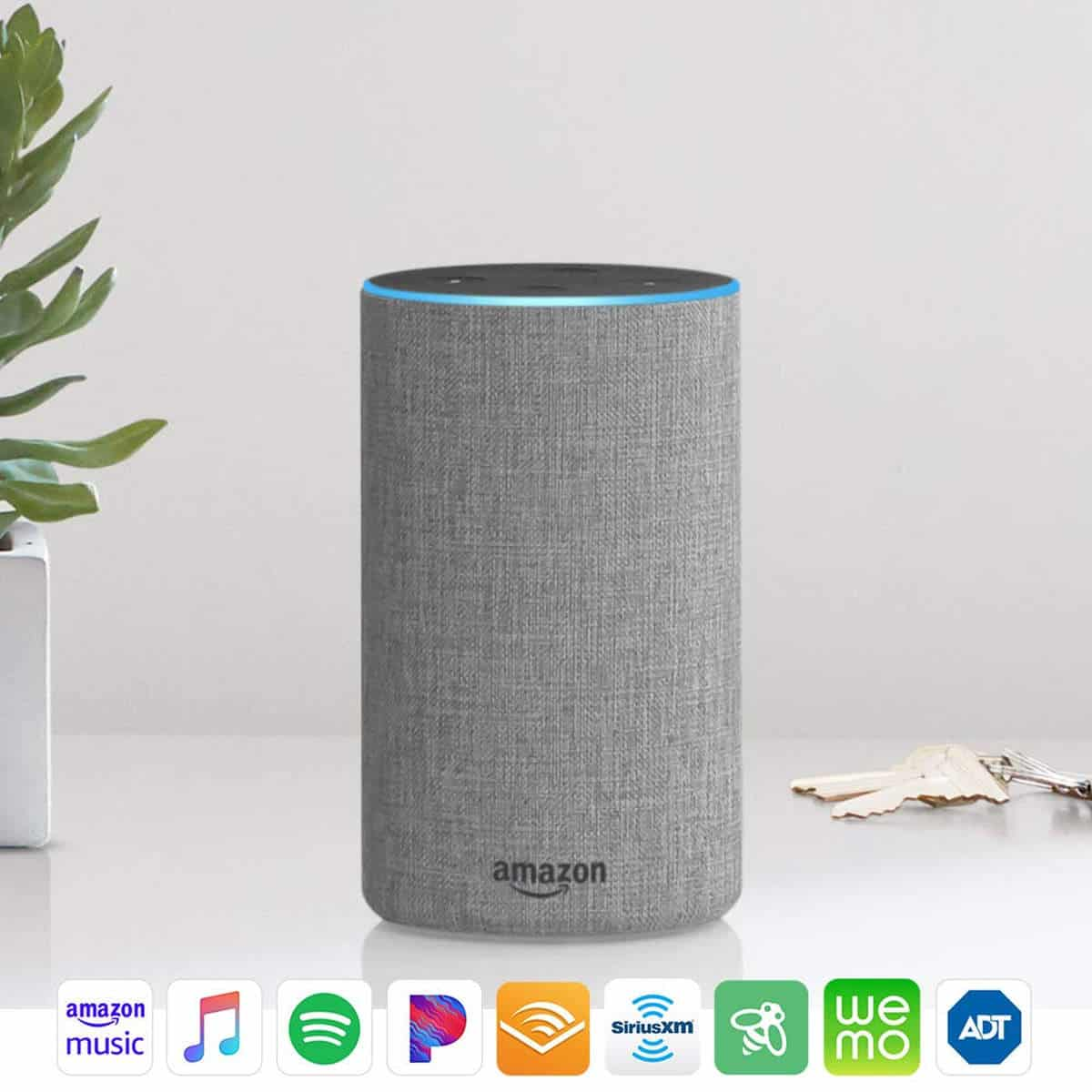 Amazon Echo | Must-Have Wireless Tech Gadgets That Will Make Your Life Easier | Wireless Technology