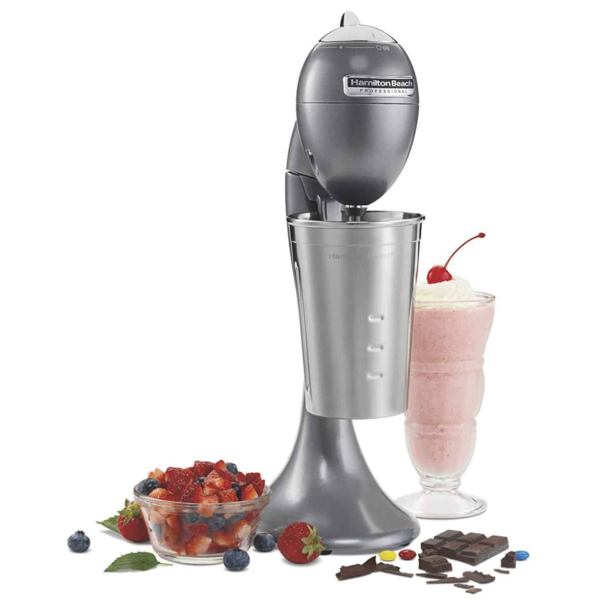 Hamilton Beach Pro All-Metal Drink Mixer | Hey Alexa, Get These 21 Kitchen Appliances On Amazon