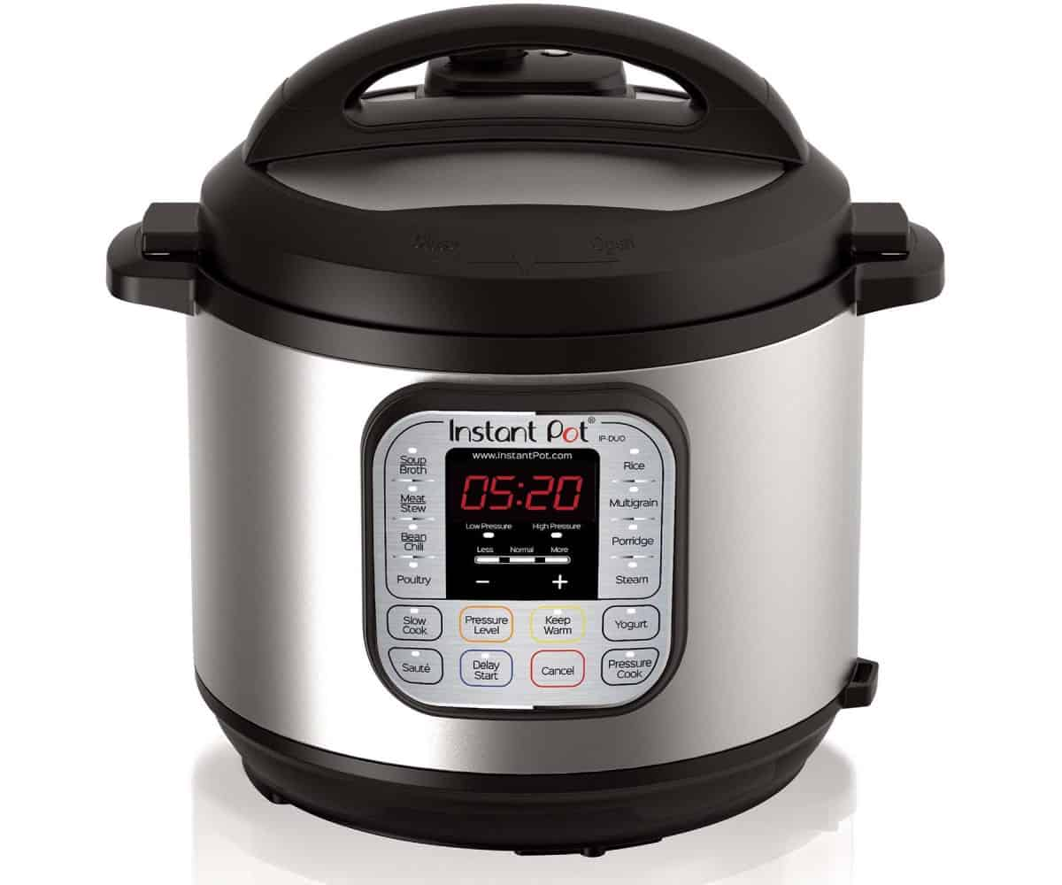 Instant Pot 7-in-1 Multi-Use Programmable Slow Cooker | Hey Alexa, Get These 21 Kitchen Appliances On Amazon