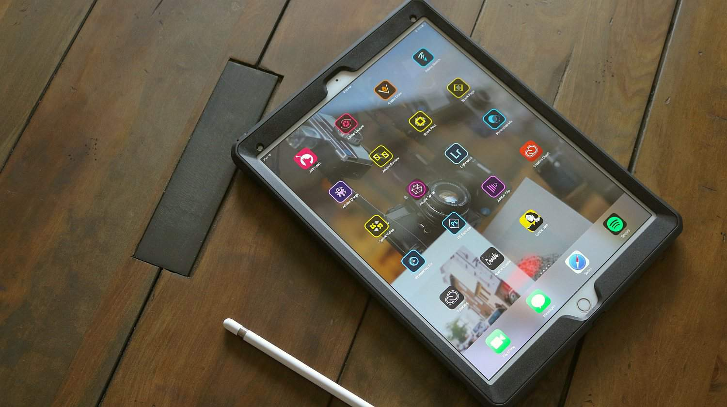 Feature | Creative tools | Essential iPad Accessories