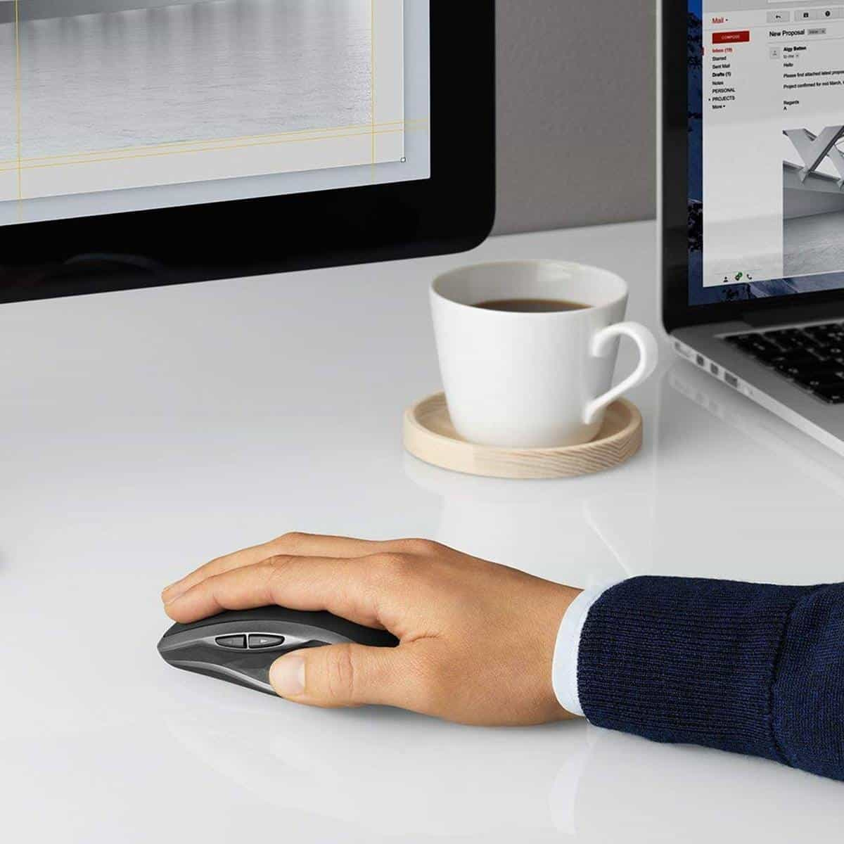 Logitech MX Anywhere 2S Wireless Mouse   Best Macbook Accessories for 2019