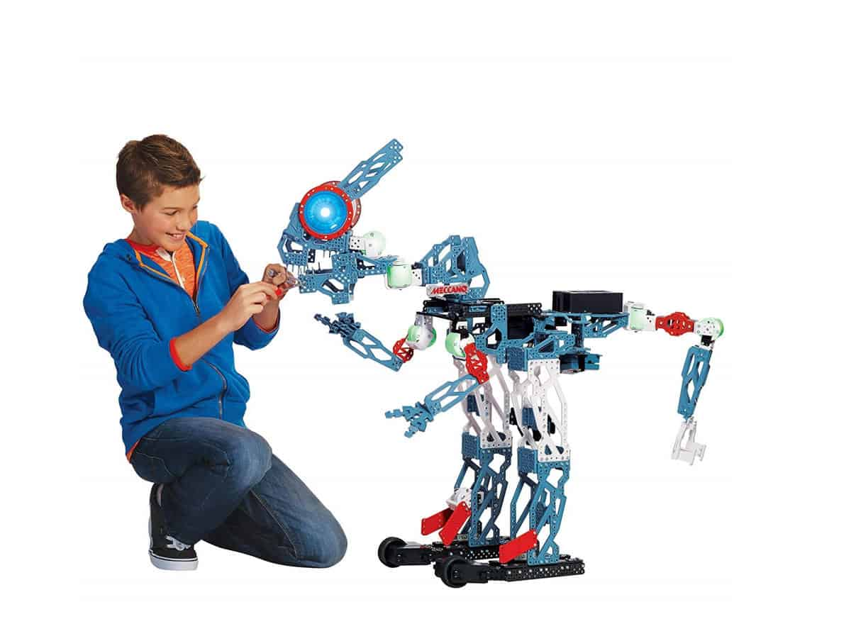 Meccano Meccanoid G15 KS Personal Robot | Tech Toys The Kids Will Surely Love
