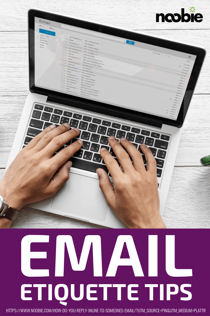Email Reply Etiquette: How Do You Reply Inline To Someone's Email? [INFOGRAPHIC] https://www.noobie.com/how-do-you-reply-inline-to-someones-email/