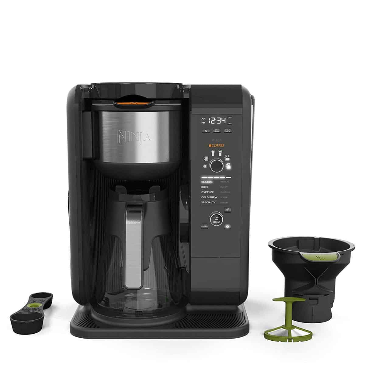 Ninja Hot and Cold Brewed System, Auto-iQ Tea and Coffee Maker | Hey Alexa, Get These 21 Kitchen Appliances On Amazon