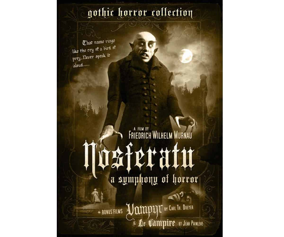 Nosferatu | Best Amazon Prime Movies You Need To Watch This Year