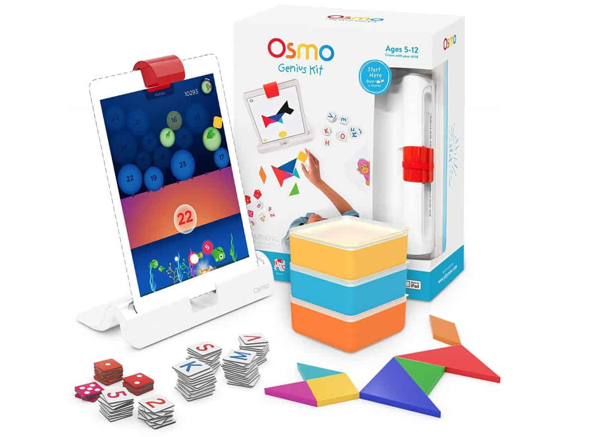 Osmo's Genius Kit | Tech Toys The Kids Will Surely Love