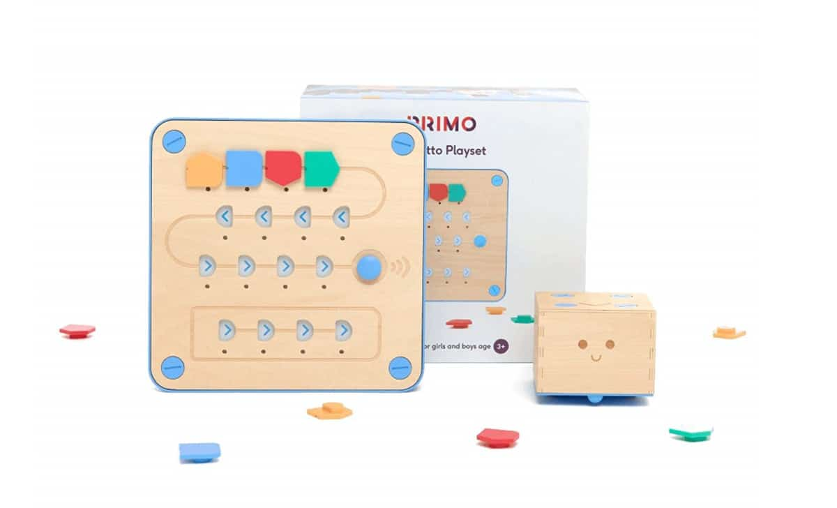 Primetto Cubetto Playset | Tech Toys The Kids Will Surely Love