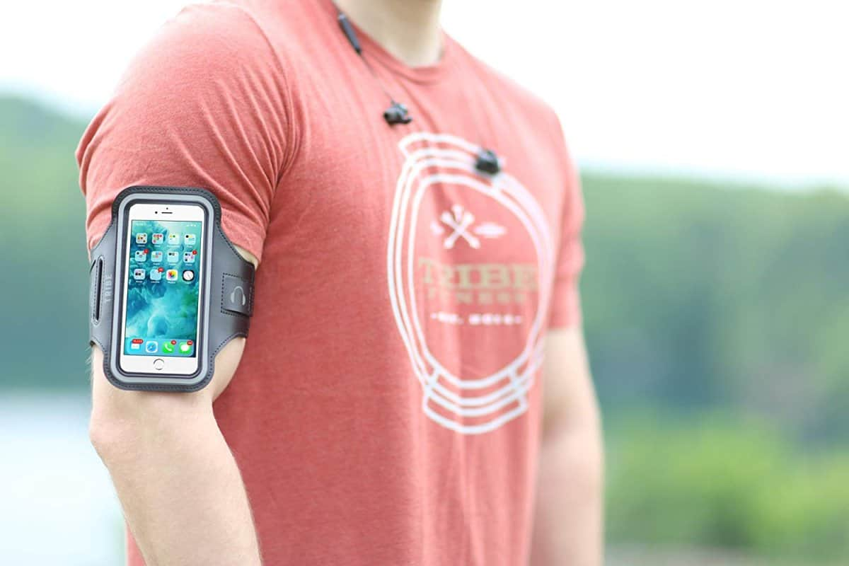 Tribe AB37 Sports Armband | Top Rated iPhone Accessories