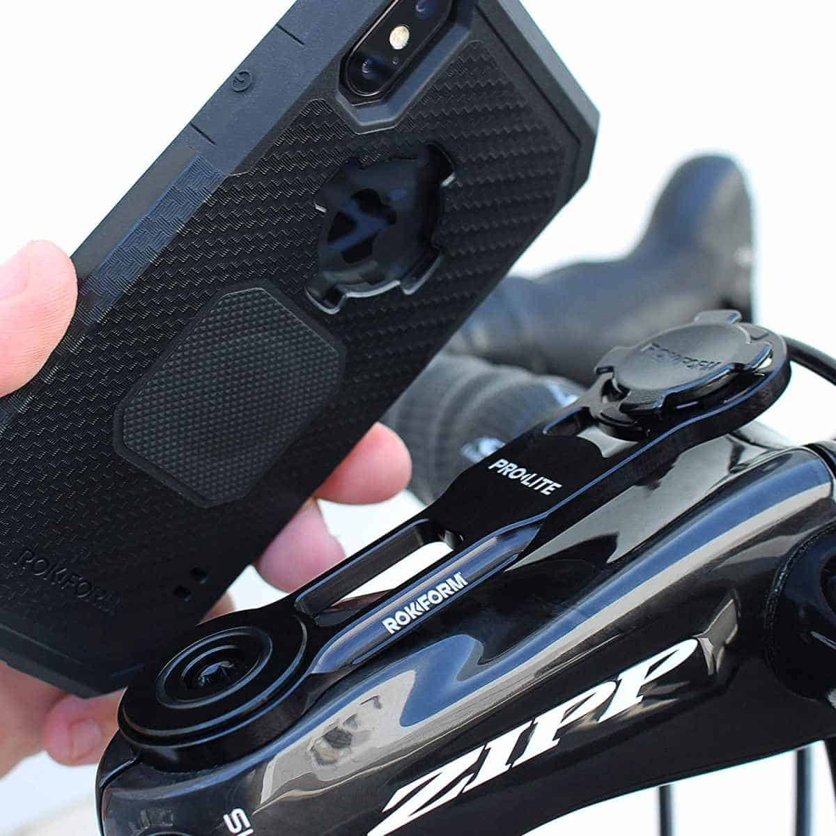 Rokform Pro Series Bike Mount and Case | Top Rated iPhone Accessories