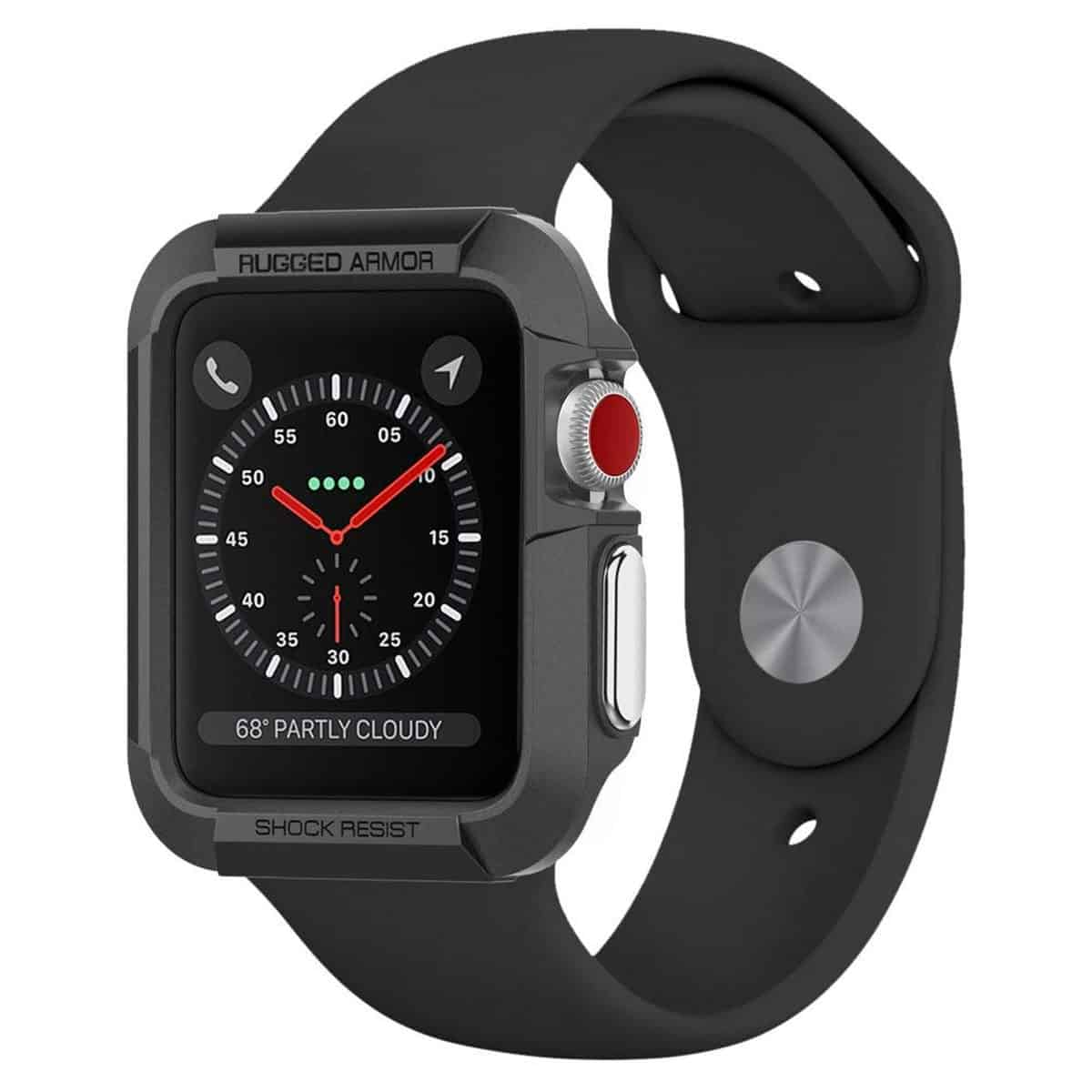 Spigen Apple Watch Rugged Case | Apple Watch Accessories You Didn't Know You Needed