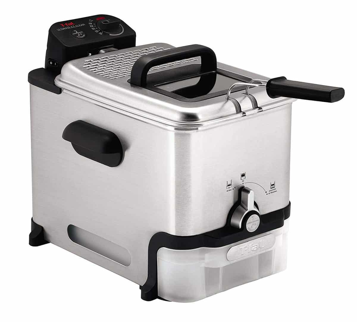 T-Fal Deep Fryer | Hey Alexa, Get These 21 Kitchen Appliances On Amazon