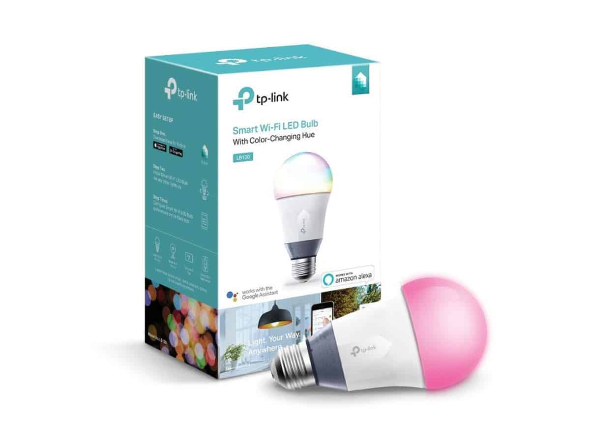 TP-Link Smart Bulb | Must-Have Wireless Tech Gadgets That Will Make Your Life Easier | Wireless Technology
