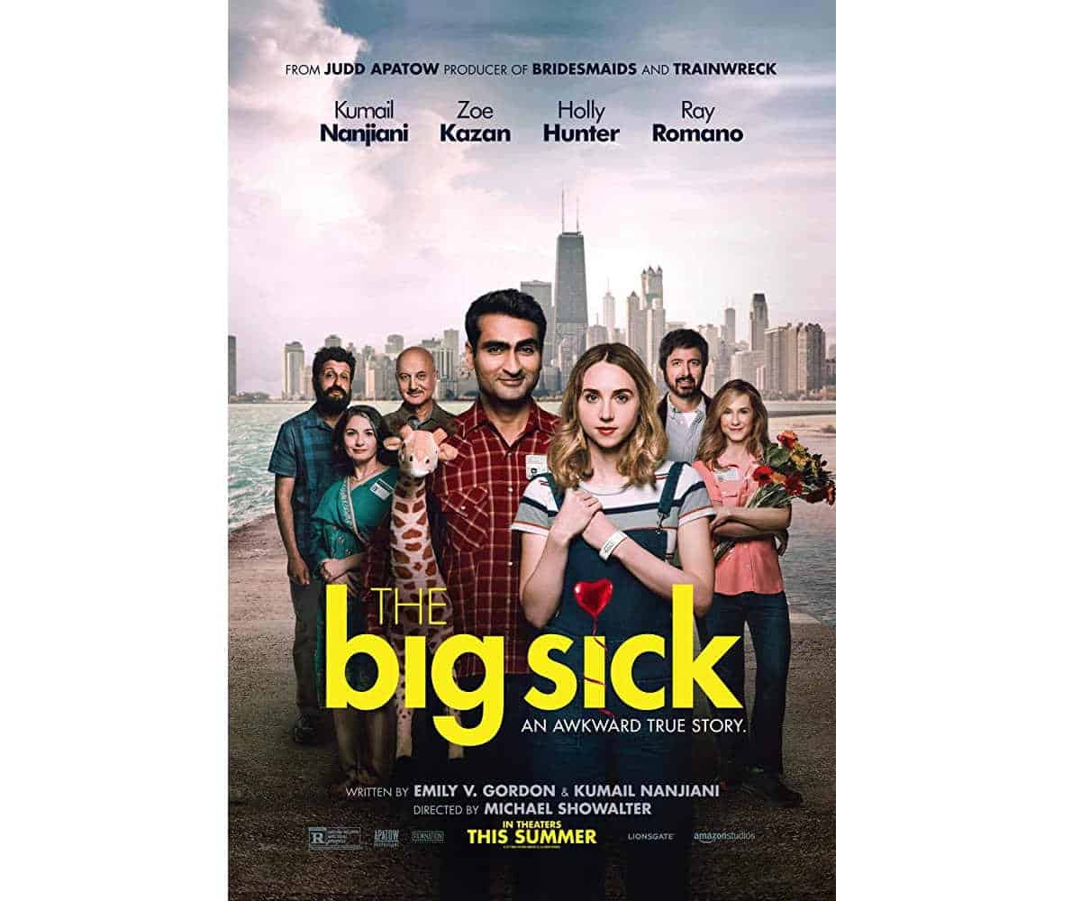 The Big Sick | Best Amazon Prime Movies You Need To Watch This Year