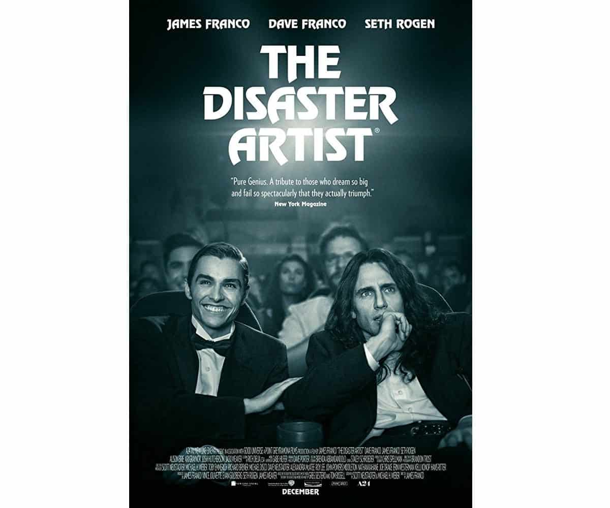 The Disaster Artist | Best Amazon Prime Movies You Need To Watch This Year