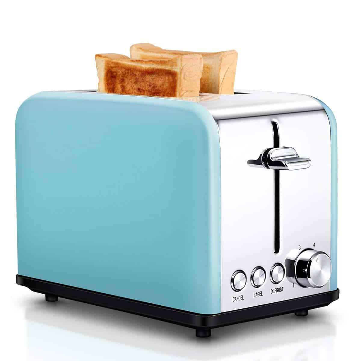Keemo 2-Slice Retro Toaster | Hey Alexa, Get These 21 Kitchen Appliances On Amazon