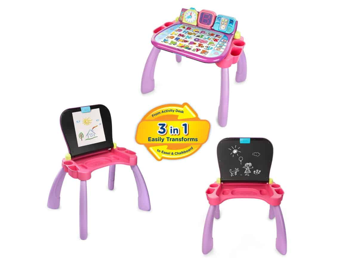 VTech Touch and Learn Activity Desk | Tech Toys The Kids Will Surely Love