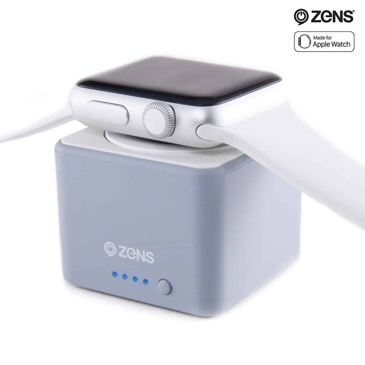 ZENS Apple Watch Powerbank | Apple Watch Accessories You Didn't Know You Needed