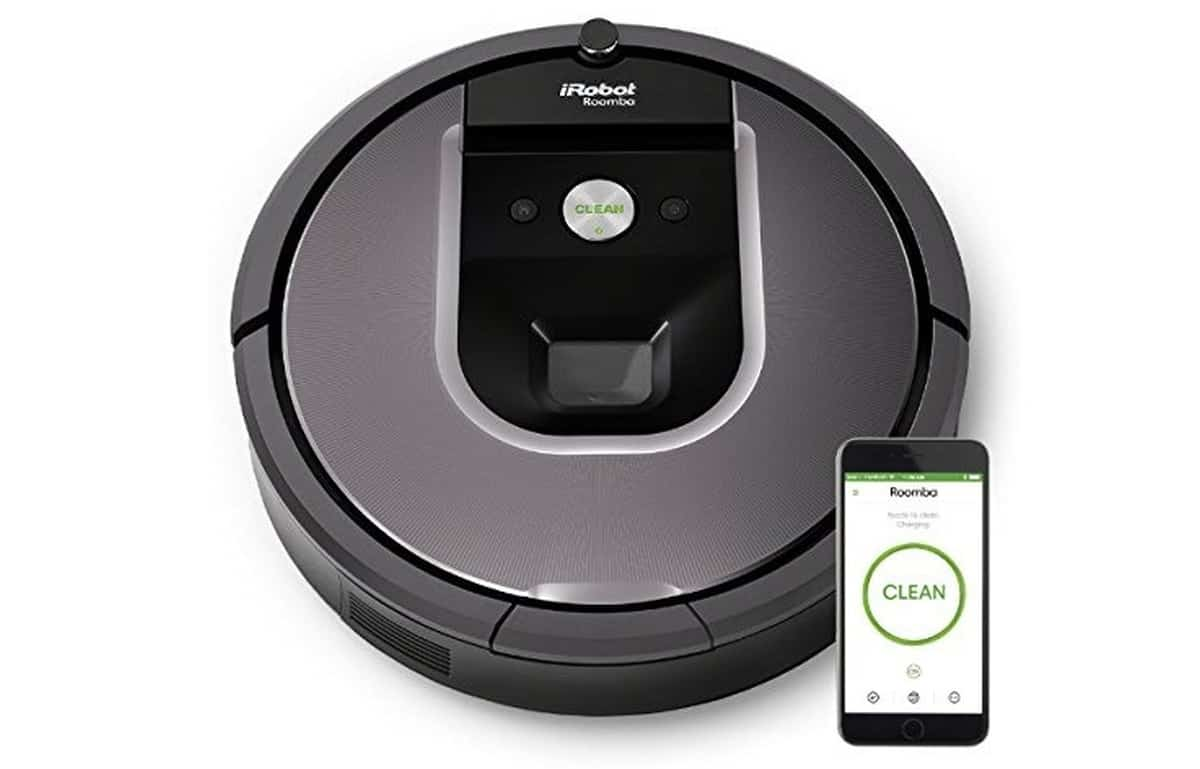iRobot Roomba 960 Robot Vacuum | Must-Have Wireless Tech Gadgets That Will Make Your Life Easier | Wireless Technology