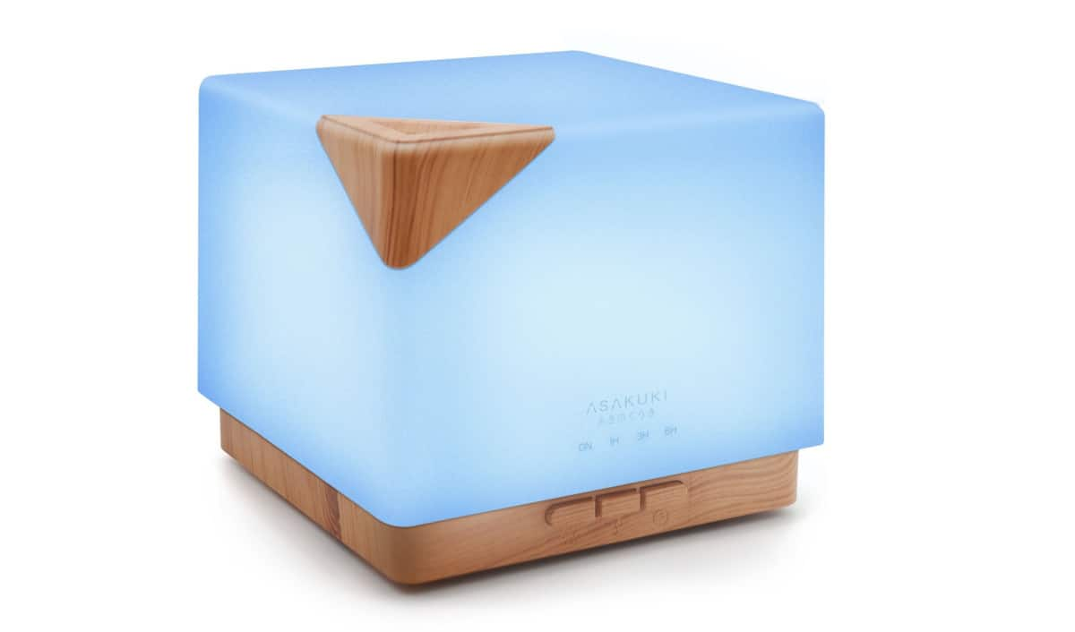 ASAKUKI 700ml Premium Essential Oil Diffuser | Best Amazon Products You Never Knew You Needed