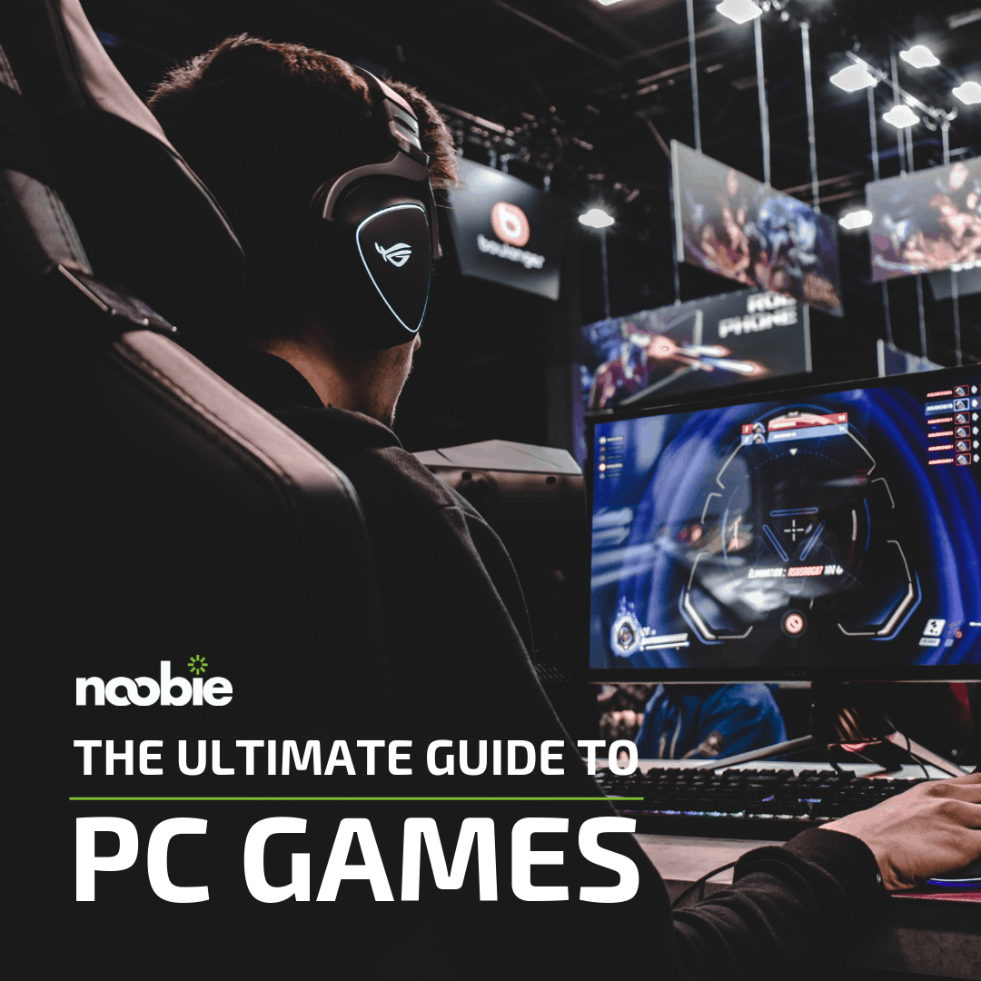 The Ultimate Guide To PC Games https://www.noobie.com/pc-games-ultimate-guide/