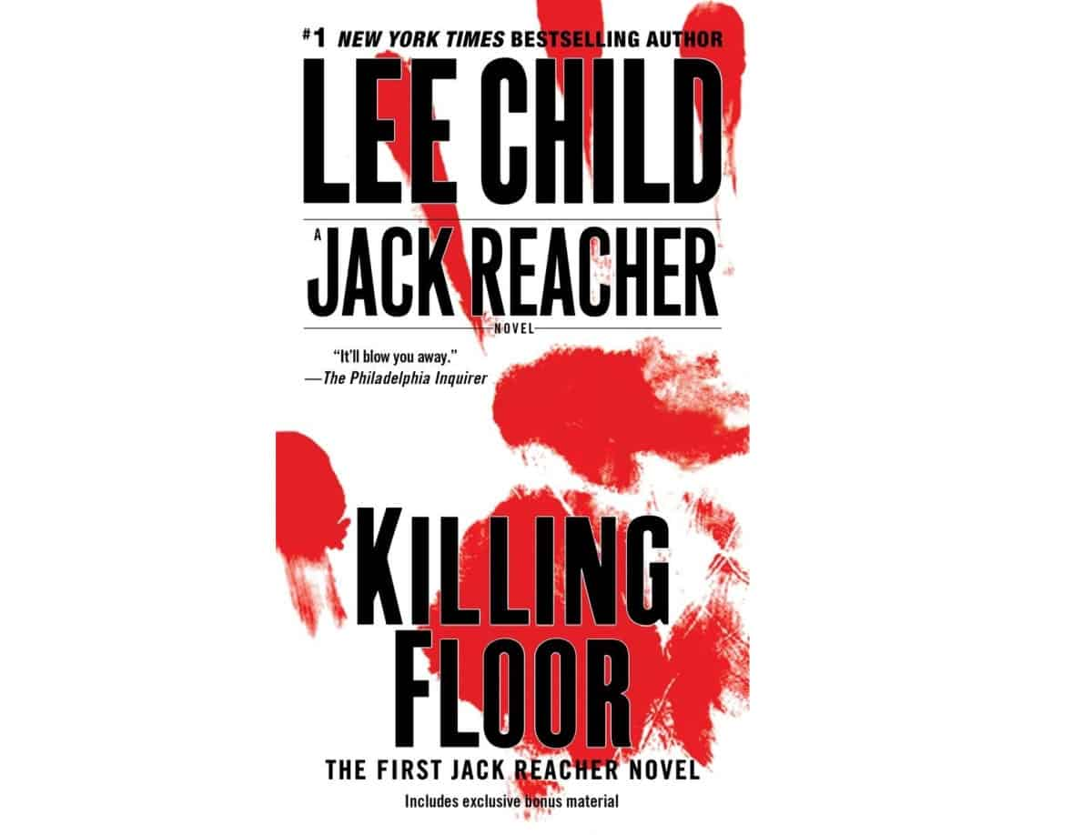 Killing Floor (Jack Reacher, Book 1)by Lee Child | Kindle Unlimited Best Reads Of All Time