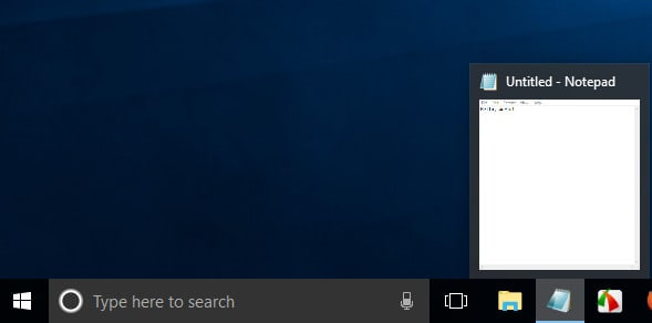 Notepad Preview | How To Use Your Windows Taskbar Tutorial