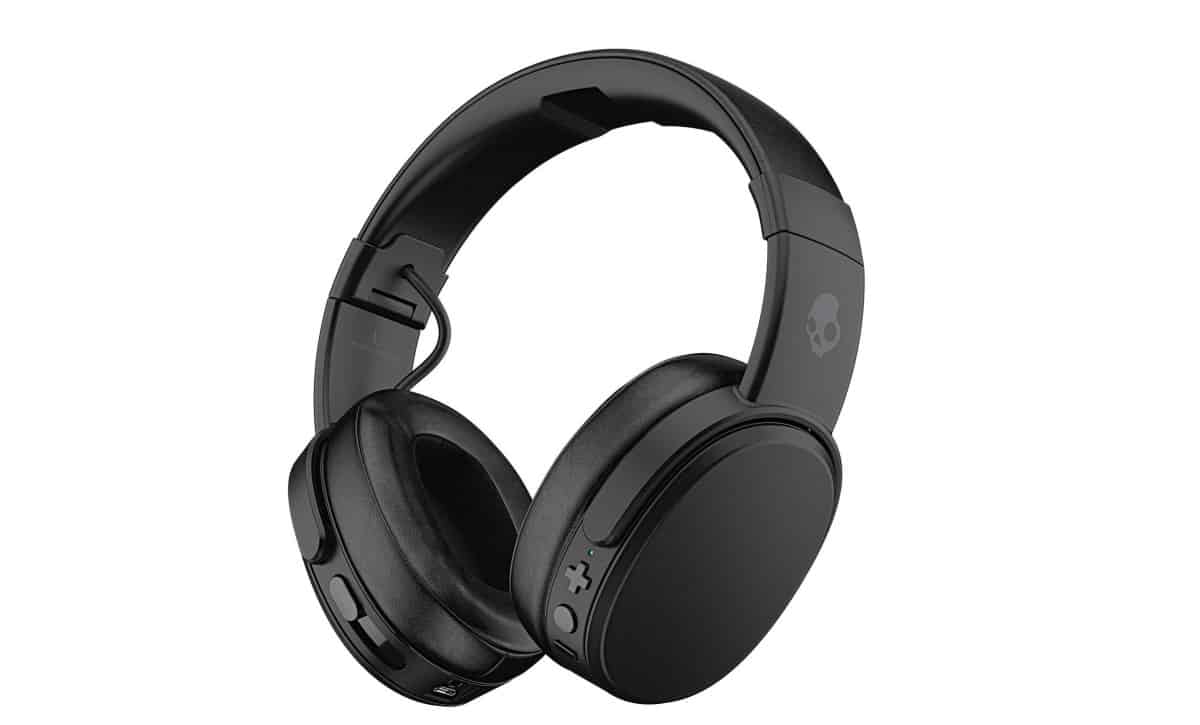 Skullcandy Crusher Bluetooth Wireless Over-Ear Headphone with Microphone | Top Reviewed Wireless Headphones on Amazon