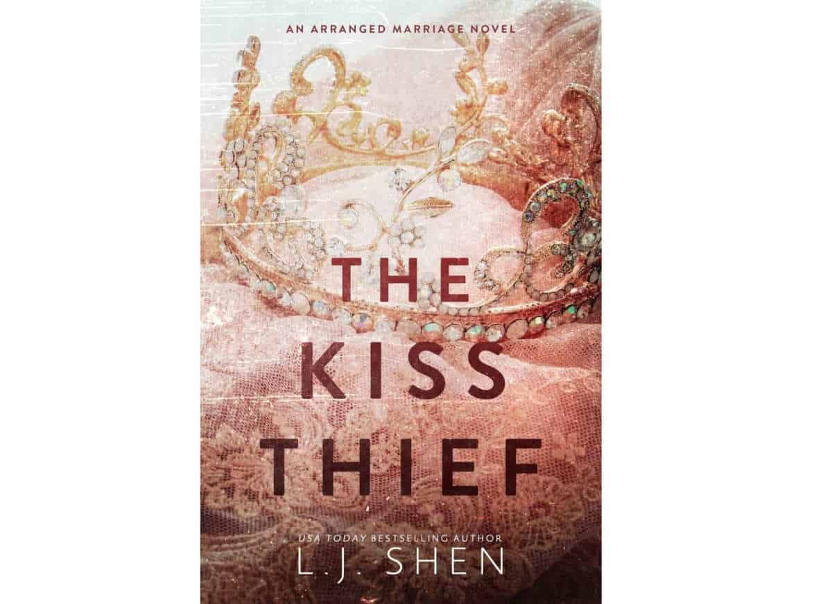 The Kiss Thief ByLJ Shen | The Kiss Thief | Kindle Unlimited Best Reads Of All Time