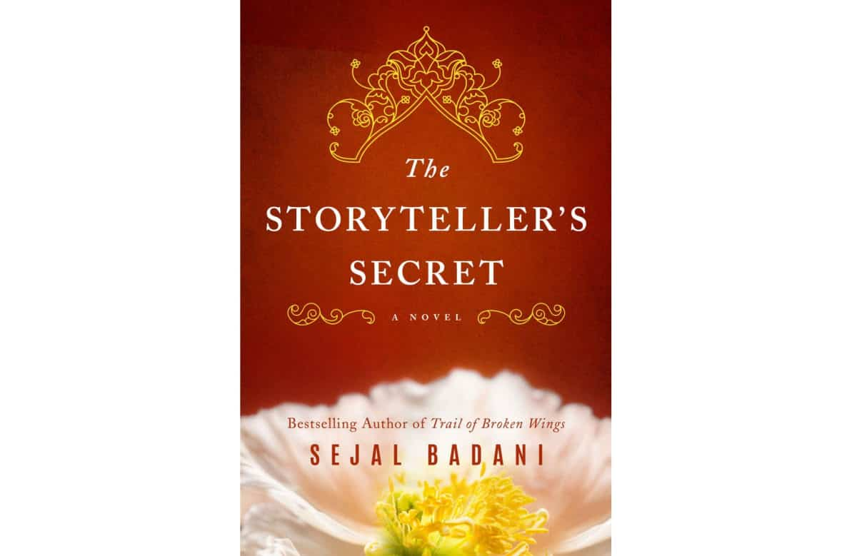The Storyteller's Secret By Sejal Badani  | Kindle Unlimited Best Reads Of All Time