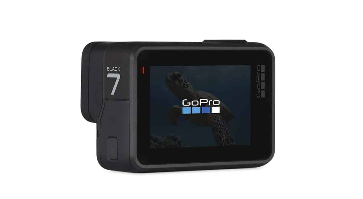 GoPro HERO7 Black | Waterproof Gadgets To Lounge By The Pool With