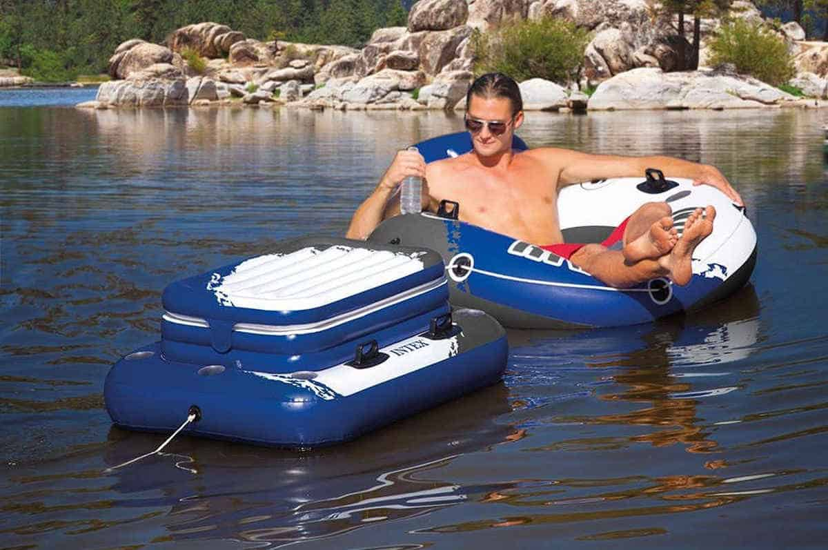 Intex Mega Chill II | Waterproof Gadgets To Lounge By The Pool With
