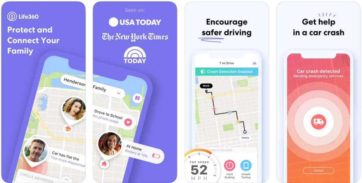 Life360 GPS Locator | Best Family Safety Gadgets, Apps and Digital Books