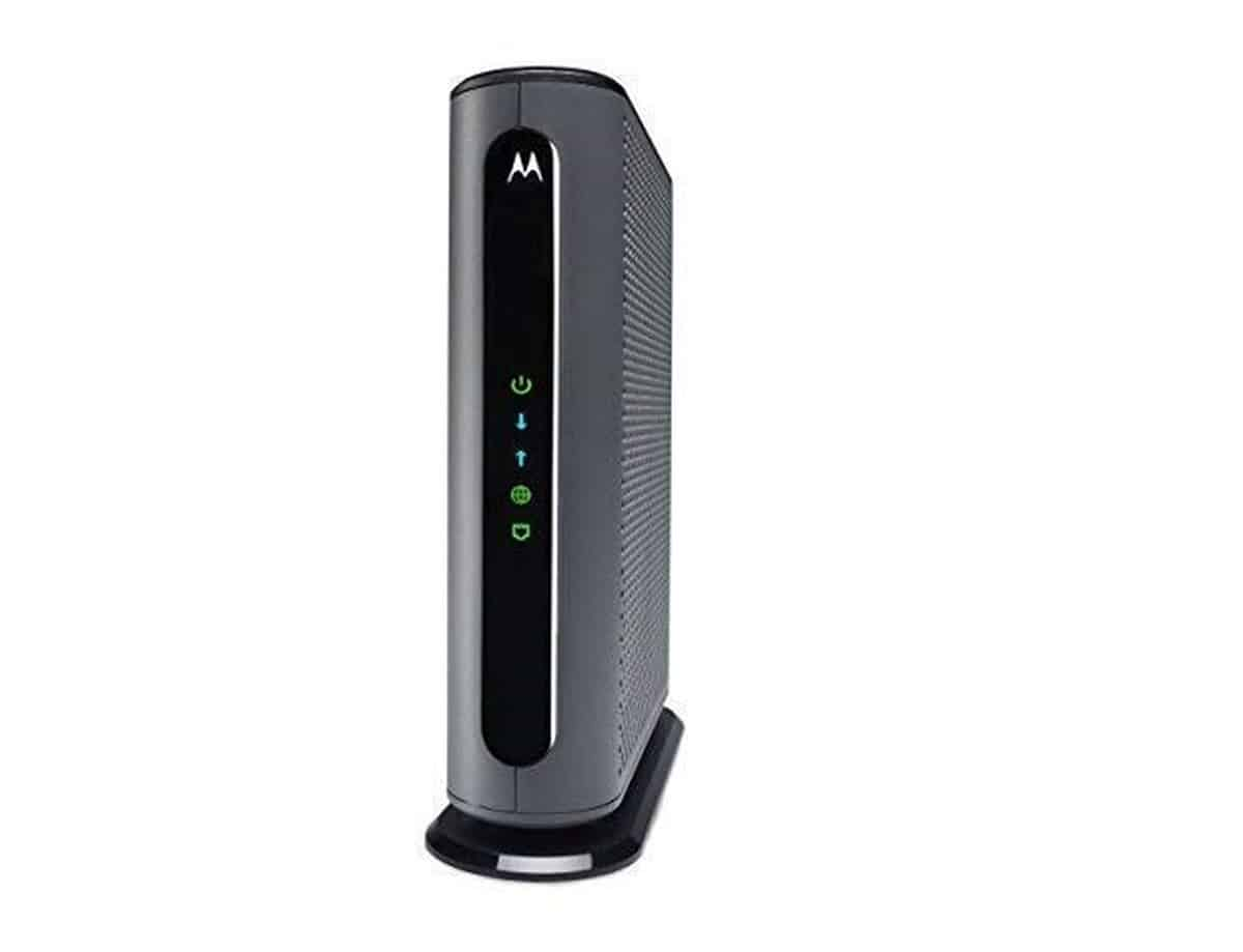 Motorola MB7621 (24x8) DOCSIS 3.0 Cable Modem | Xfinity Compatible Modems You Can Buy On Amazon