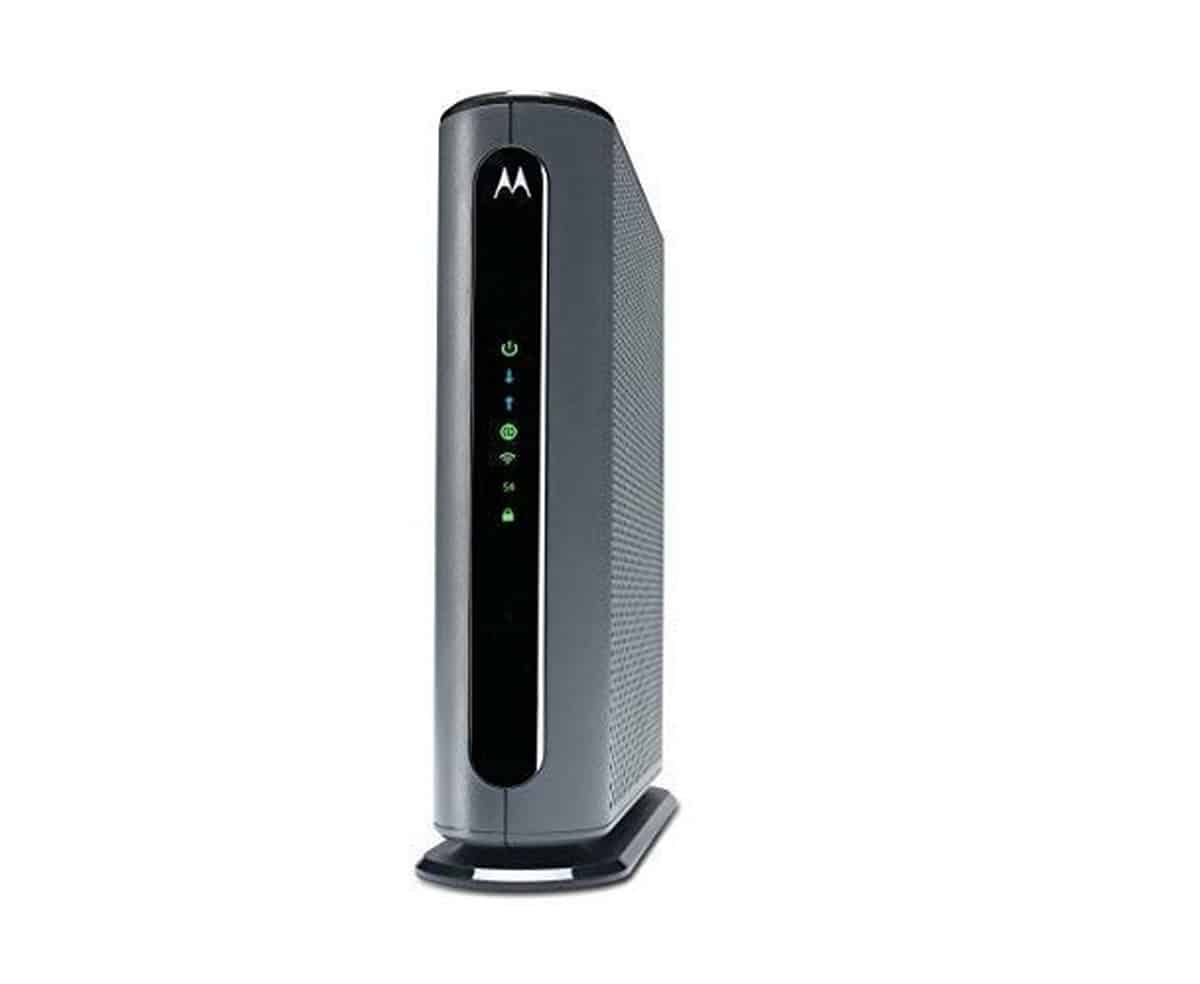 Motorola MG7700 (24x8) Cable Modem | Xfinity Compatible Modems You Can Buy On Amazon