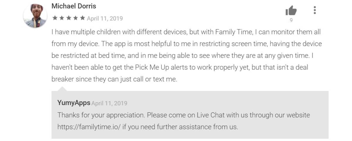 Michael Dorris Review   Best Free Parental Control App To Keep Your Kids Safe From Online Dangers