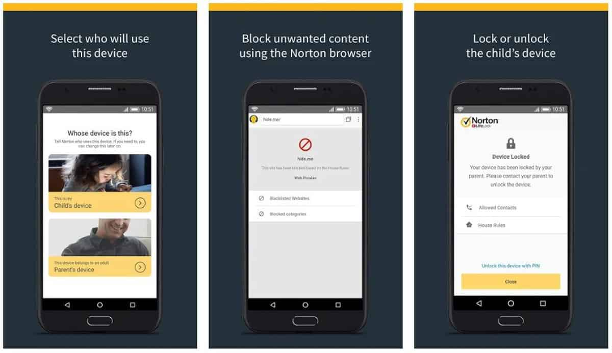 Norton Family parental control | Best Free Parental Control App To Keep Your Kids Safe From Online Dangers