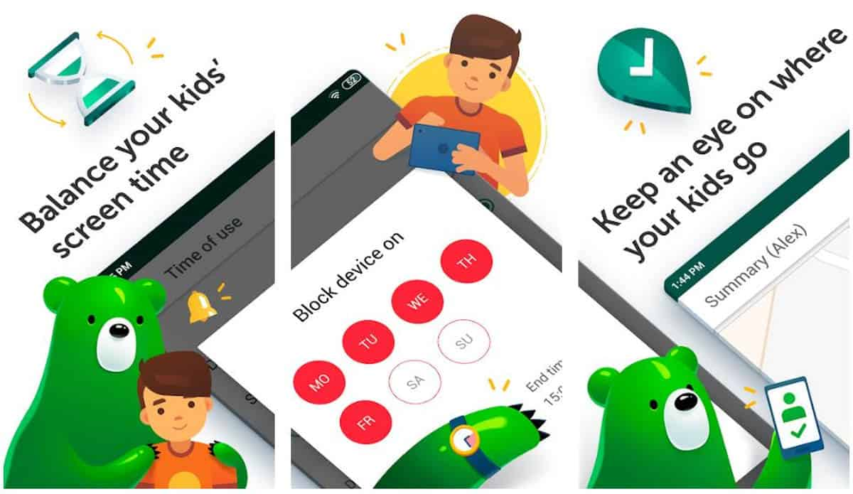 Parental Control & Kids GPS Kaspersky SafeKids | Best Free Parental Control App To Keep Your Kids Safe From Online Dangers