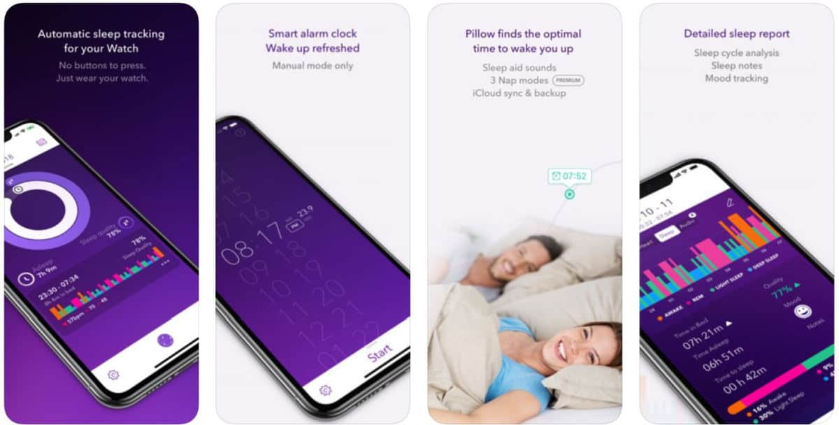 Pillow Automatic Sleep Tracker | Monitor Sleep With These Sleep Tracker Apps